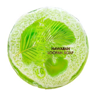 Hawaiian Loofah Soap