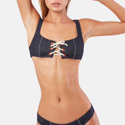 The Isabella Bikini Top