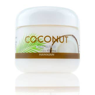 Coconut Body Butter with Aloe, Mac. Nut & Coconut Oil 2 oz