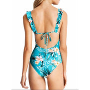 Pacifico Deep V Maillot One Piece