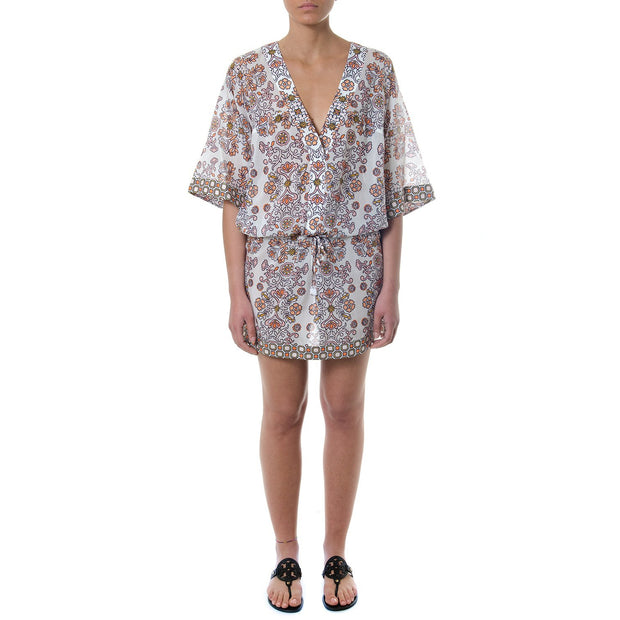 Hicks Garden Beach Tunic