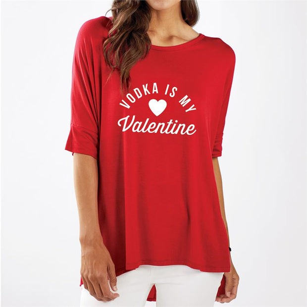 Vodka is my Valentine Tee