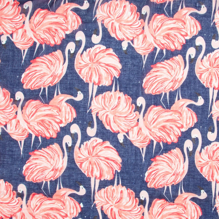 Flamingo Square Scarf