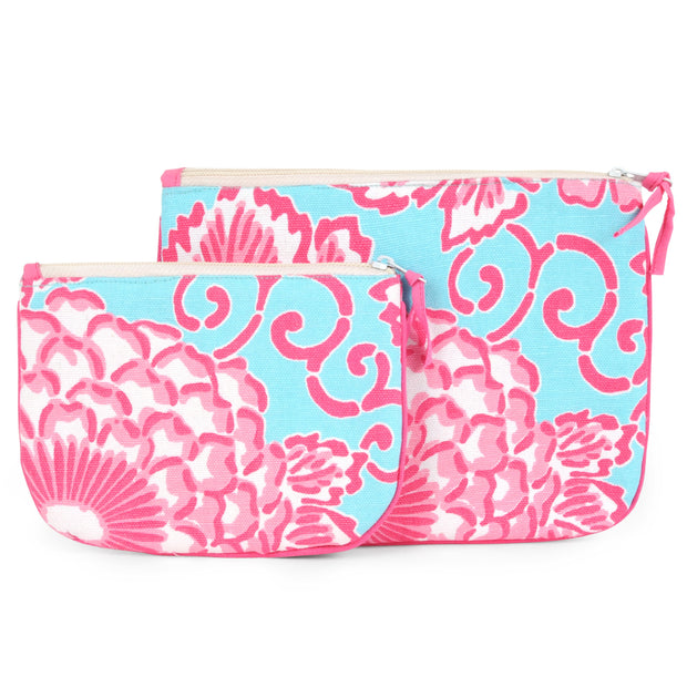 Cosmetic Pouch (Set of 2)