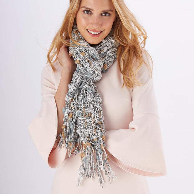 Decorative Yarn Scarf
