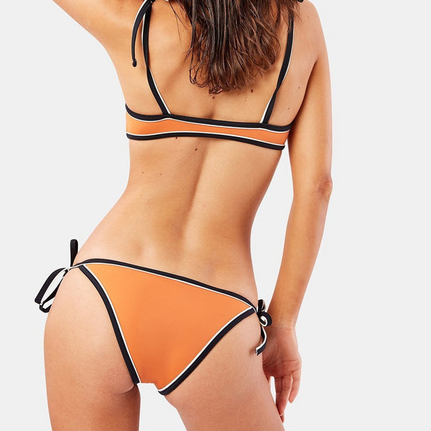 The Poppy Tie Bikini Bottom