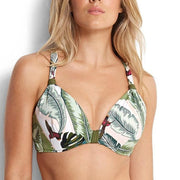 Palm Beach F Cup Halter Bikini Top