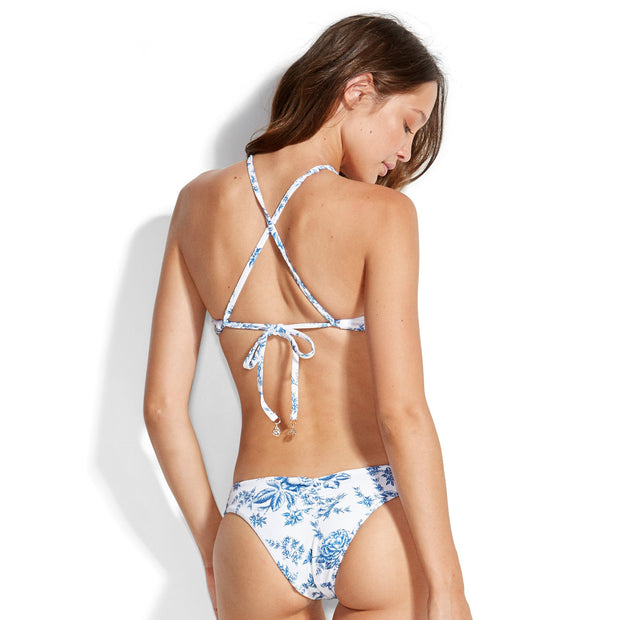 Love Bird Reversible Brazilian Bikini Bottom