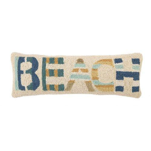 """Beach"" Hook Lumbar Pillow"