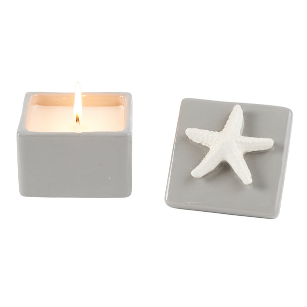 Coastal Boxed Candle