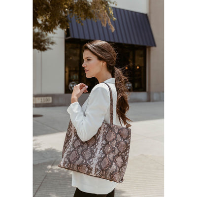 Three Compartment Tote in Python
