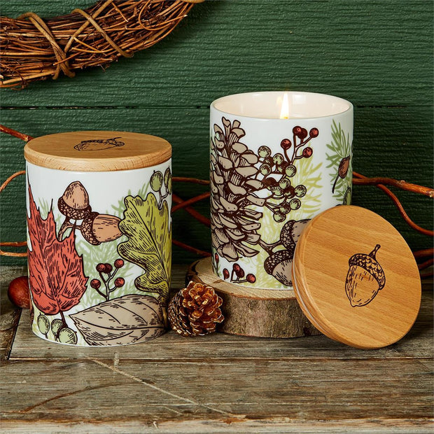 Fall Scented Candle