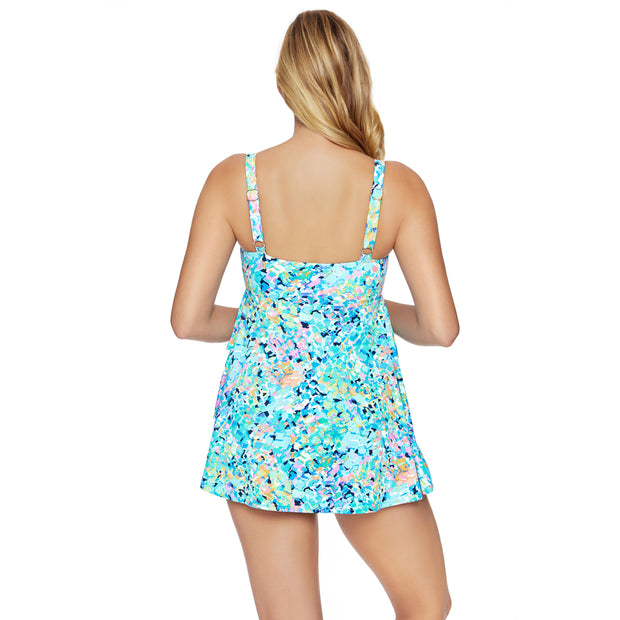 Key Largo 3 Tier Swimdress