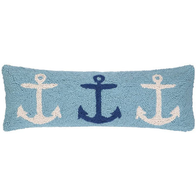 Anchor Trio Lumbar Hook Pillow