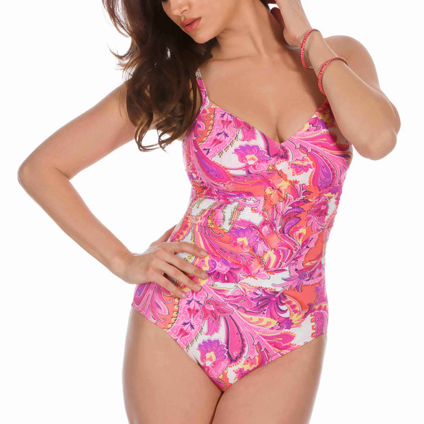 Persian Garden Nip 'N Tuck One Piece