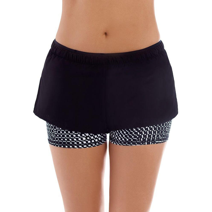 Grid Lock Swim Short