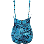 Blue Jasmine Rumba One Piece