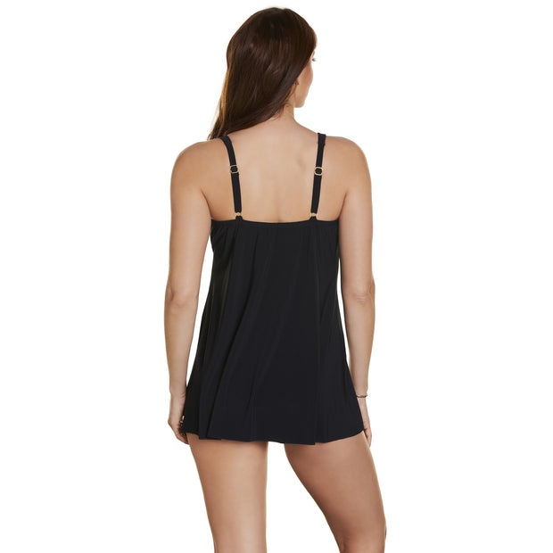 Solid Dakota Swim Dress