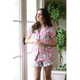 Ruffled Pajama Summer Set