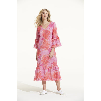 Ibiza Cotton Indi Long Dress