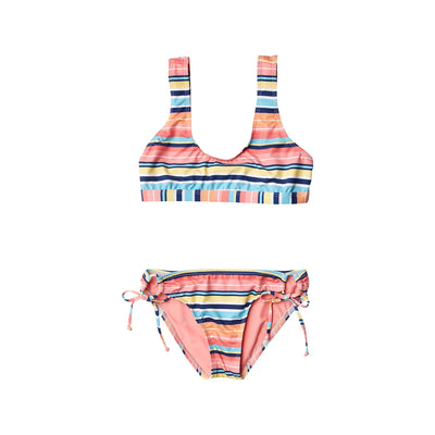 Girls Juicy Fruit Sport Bra Bikini Set