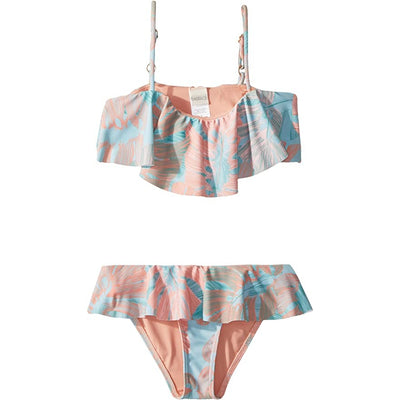 Girls Bungalow Palm Lucy Little Two-Piece Swimsuit