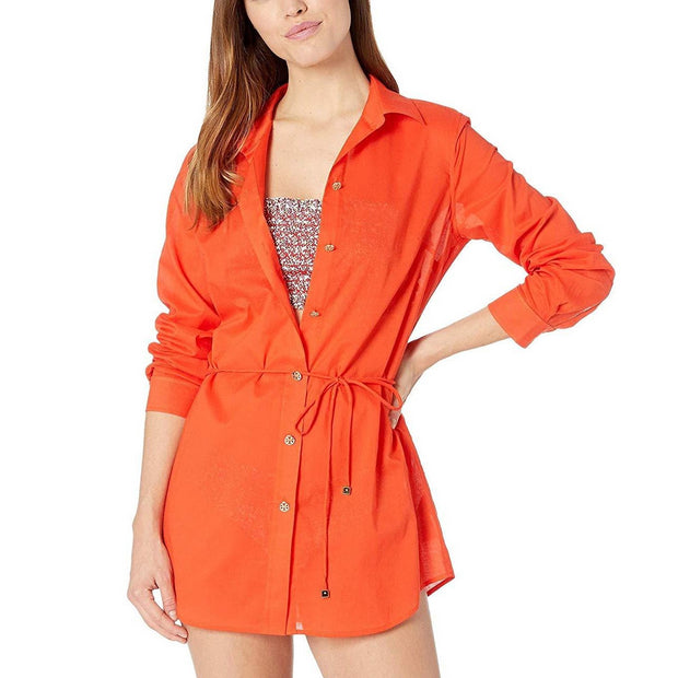 Brigitte Beach Tunic Cover Up