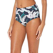 Desert Bloom High Waisted Bikini Bottom