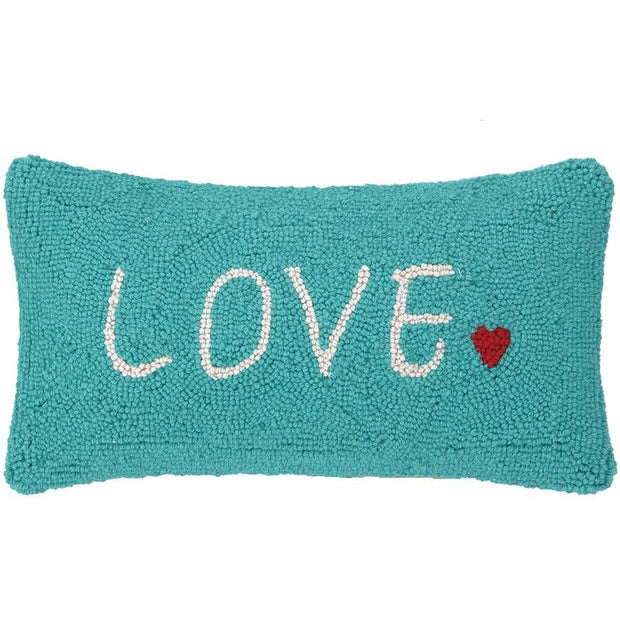"""Love"" Hook Lumbar Pillow"
