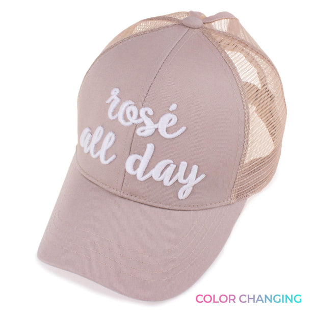 Color Changing Baseball Hat