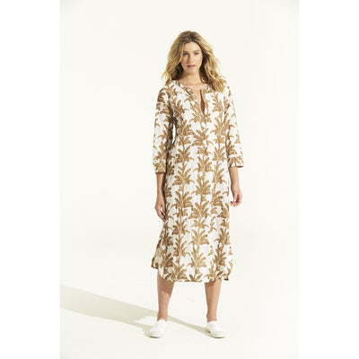 Palma Cotton Cruise Dress