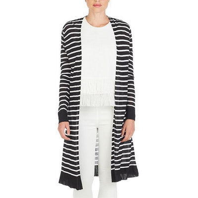 Beau Striped Duster