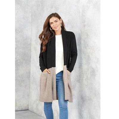 Ford Colorblock Cardigan