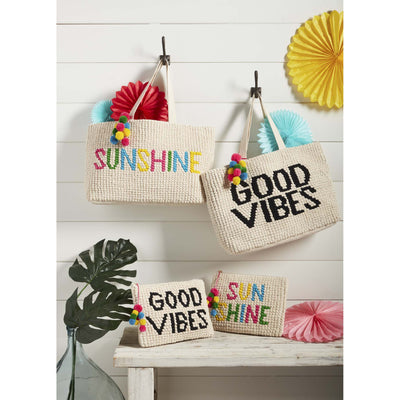 Summer Word Zipper Case