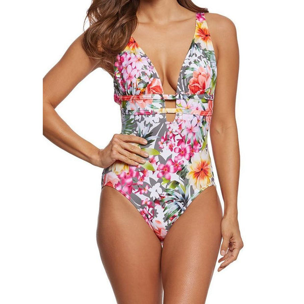 Amore Plunge One Piece