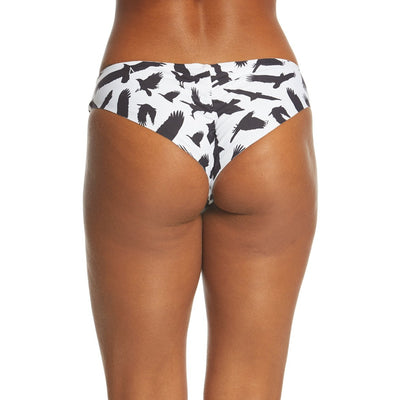 Black Bird Fly Kiki: Bonded Edge Bikini Bottom