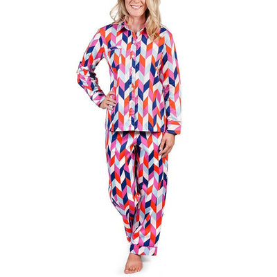 Polly Sateen PJ Set