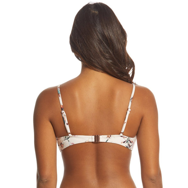 Lovers Soar Twist Bikini Top