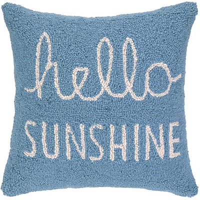 Hello Sunshine Hook Pillow