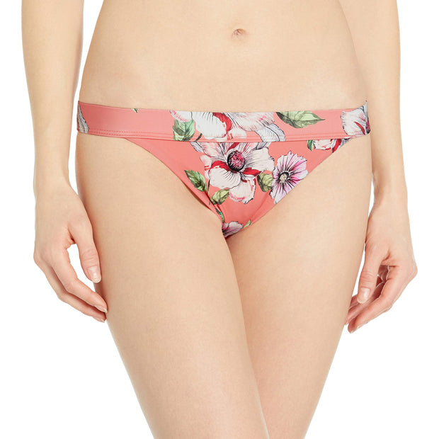 Lady Like Banded Bikini Bottom