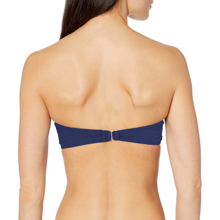 In the Groove Bandeau Bra Bikini Top