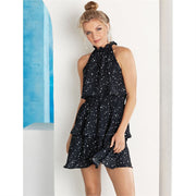 PACEY FLOUNCE DRESS