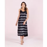 Amma Tie Dye Midi Dress