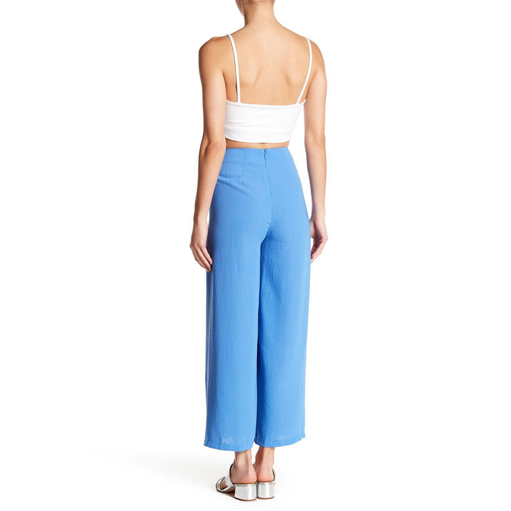 Long Wrap Pants