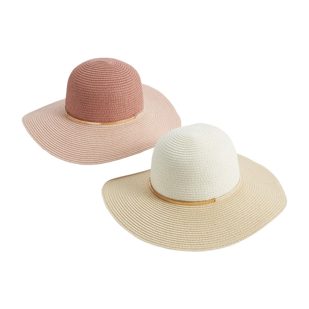 Colorblock Sun Hat