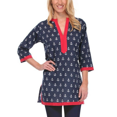 Anchors Tunic