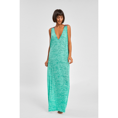 Maxi Crochet Dress Cover Up