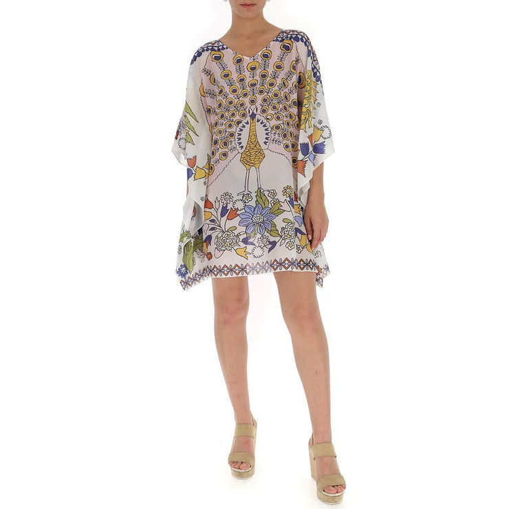 Meadow Folly Short Caftan