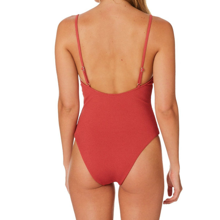 Kaya Twist Front One Piece