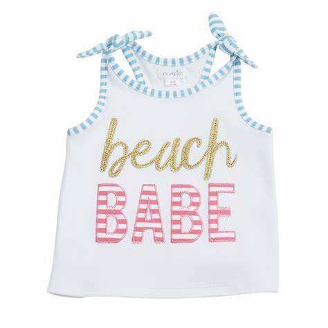 Girls' Beach Babe Tank Top
